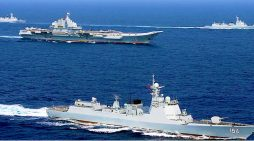 China flexes muscles in South China Sea as world battles pandemic