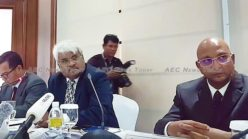 Heated exchanges as new 'Phnom Penh Post' boss meets the press (HD video)