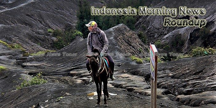 Indonesia Morning News For May 9