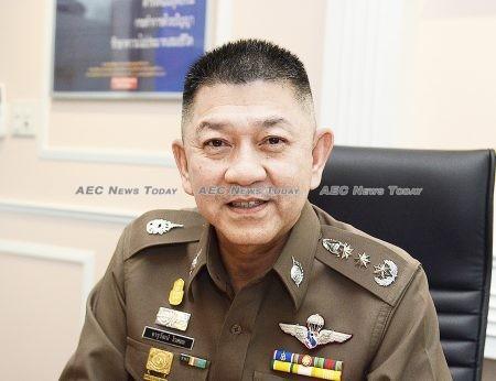Police Lieutenant General (Pol Lt. Gen.) Jaruvat Vaisaya, head of the Thailand Anti Trafficking in Persons Task Force (TATIP): 15 victims freed, warrants for 30 Ugandan human traffickers, 2 Ugandan human traffickers awaiting trial