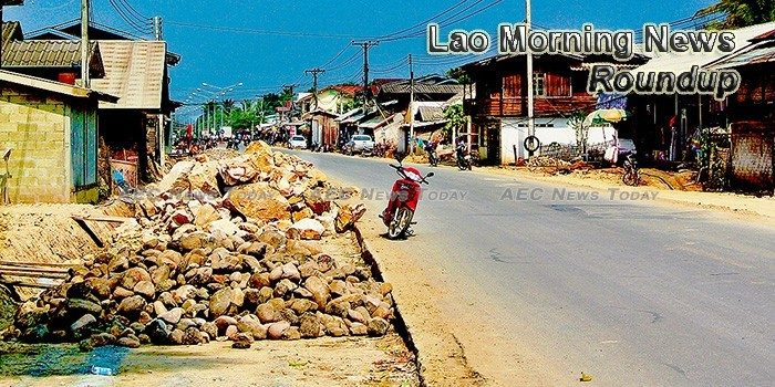 Lao Morning News For May 8