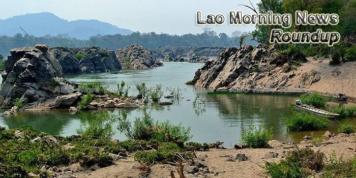 Lao Morning News For May 14