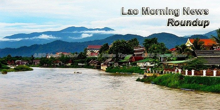 Lao Morning News For May 22