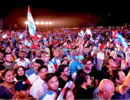 Malaysia #GE18: Najib's Fall About Being Truly Malaysian
