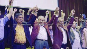 Prime Minister Mahathir Mohamad thinks more long term in office