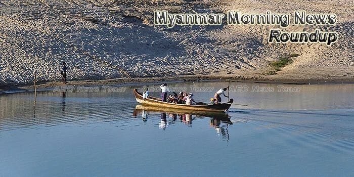 Myanmar Morning News For May 16