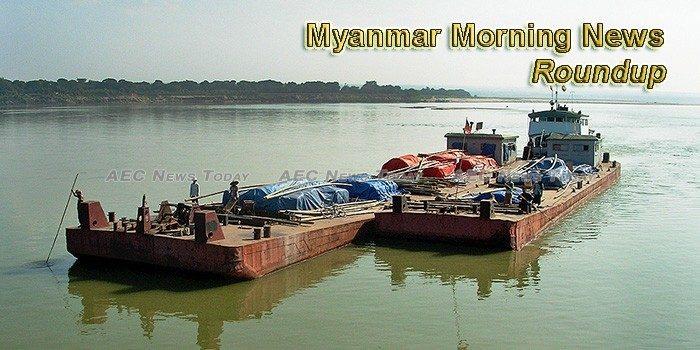 Myanmar Morning News For June 1