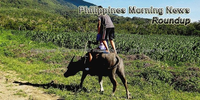 Philippines Morning News For May 15