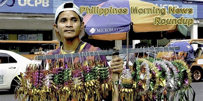 Philippines Morning News For May 31