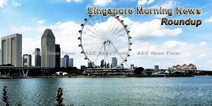 Singapore Morning News For May 7