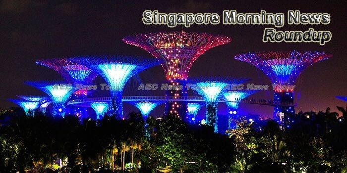 Singapore Morning News For May 16