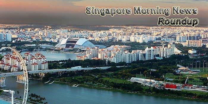 Singapore Morning News For May 22