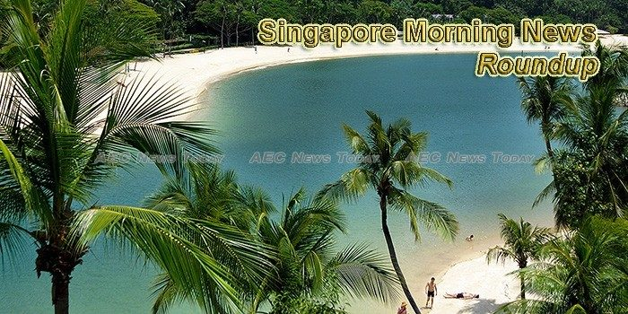 Singapore Morning News For May 31