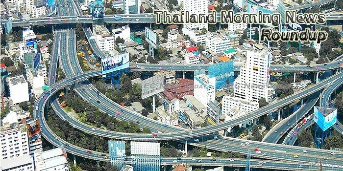 Thailand Morning News For May 21