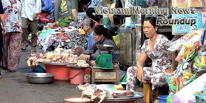 Vietnam Morning News For May 16