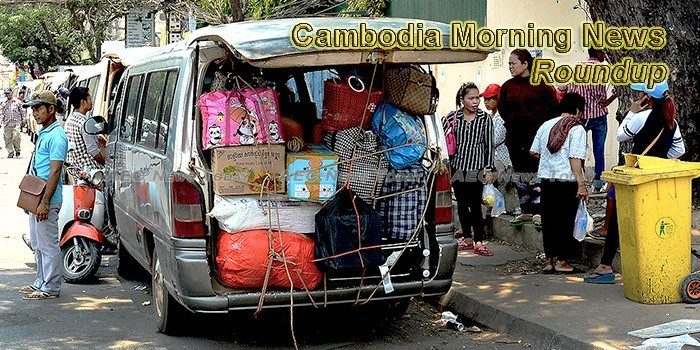 Cambodia Morning News For July 5