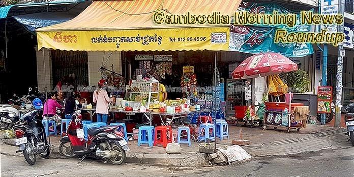 Cambodia Morning News For June 8