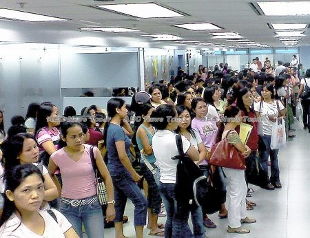 In 2018 remittances from OFW's topped $32.21 billion, three per cent up on 2017, a record high, but strict regulations govern their recruitment