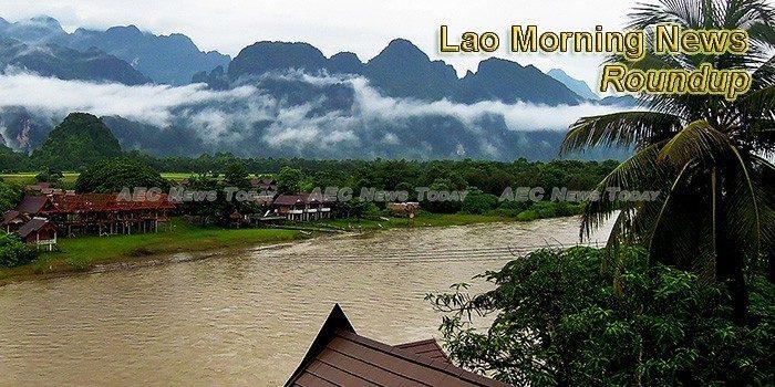 Lao Morning News For June 6