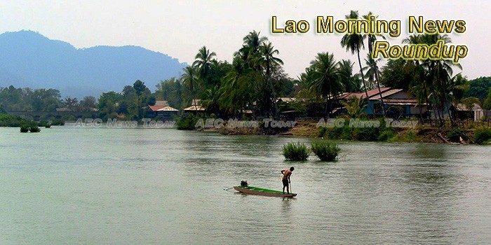 Lao Morning News For June 13