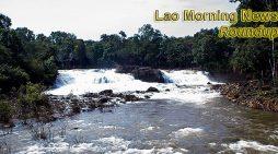 Lao Morning News For June 20