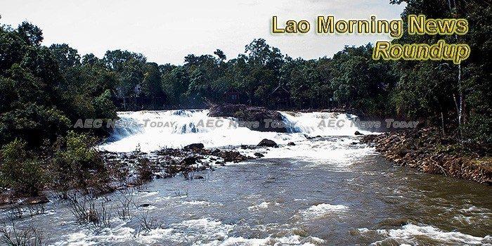Lao Morning News For June 22