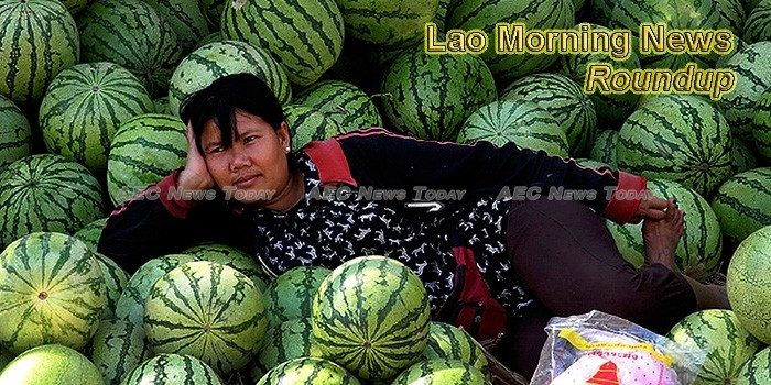 Lao Morning News For July 5