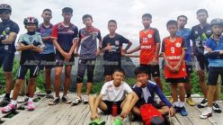 Thailand prays as day 6 of search for football teens in flooded cave ends (HD video)