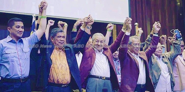 Hope for a 'new' Malaysia derailed by old politics — at least for now