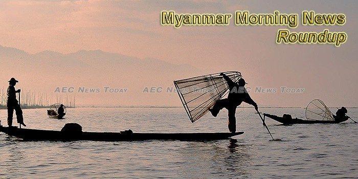 Myanmar Morning News For June 5