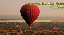 Myanmar Morning News For June 20