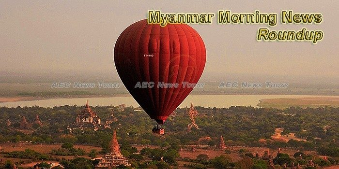 Myanmar Morning News For June 18