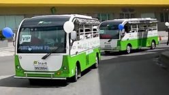 Philippines jeepney phase-out gains pace: get on board a 'busney' (video)