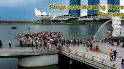 Singapore Morning News For June 15