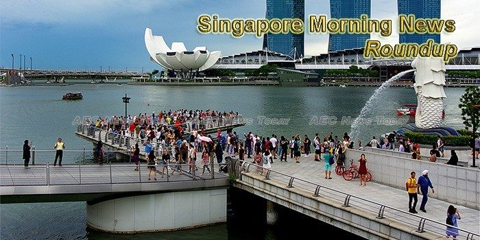Singapore Morning News For June 13