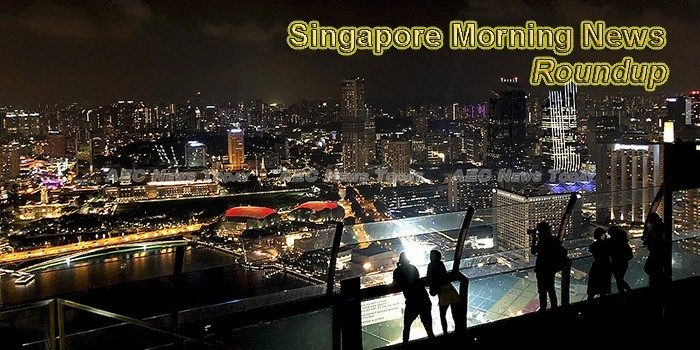 Singapore Morning News For June 20