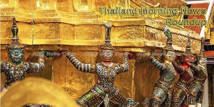 Thailand Morning News For June 14