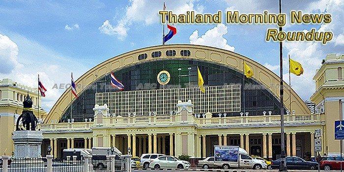 Thailand Morning News For June 21