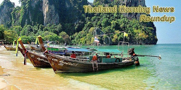 Thailand Morning News For June 27