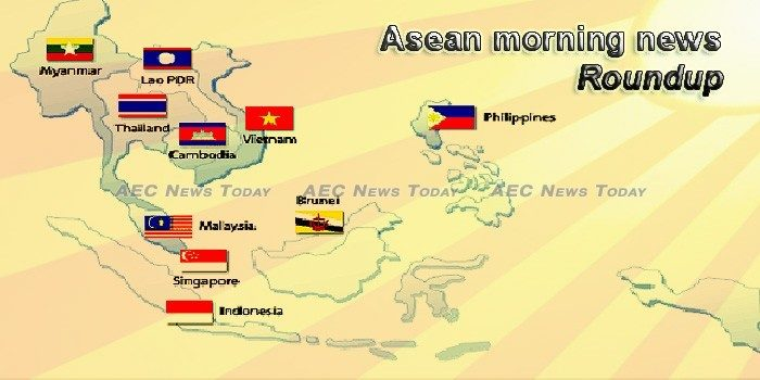Asean morning news for August 7