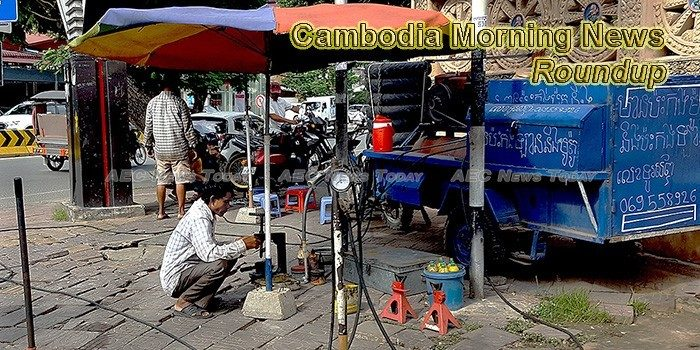 Cambodia Morning News For July 11
