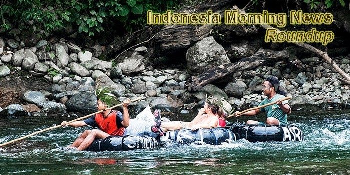 Indonesia morning news for July 18