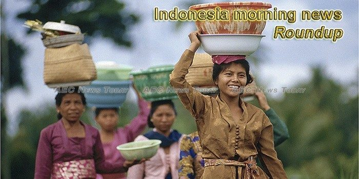 Indonesia morning news for August 1