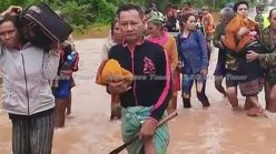 Thailand ramps up relief efforts to devastated Lao communities (HD video) *updated