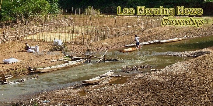Lao Morning News For July 12