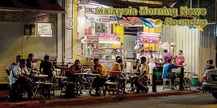 Malaysia morning news for July 17