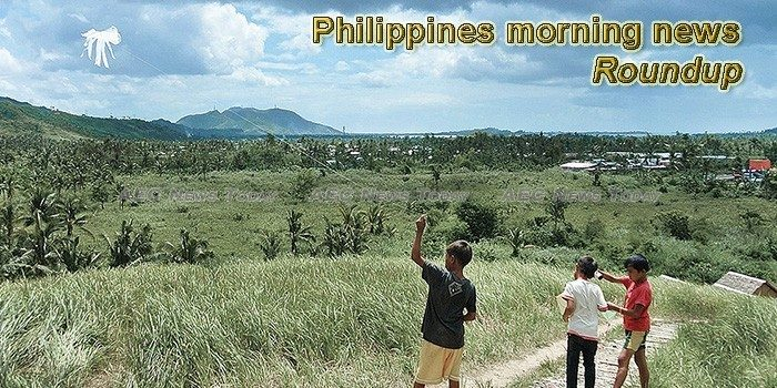 Philippines morning news for July 25