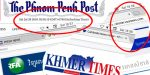 Enforced silence catches Cambodia media off-guard - See who's blocked