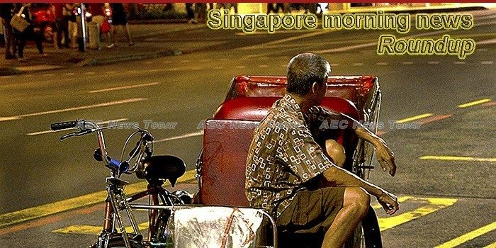 Singapore morning news for July 27