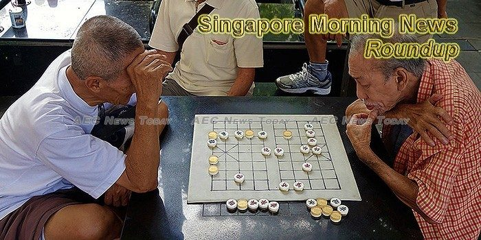 Singapore Morning News For July 10